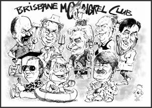 Brisbane mongrel club