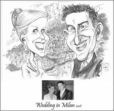 Milan Wedding