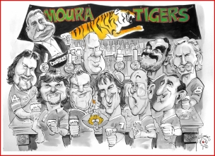 Moura tigers