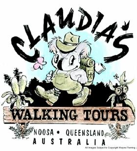 Claudia's walking tours