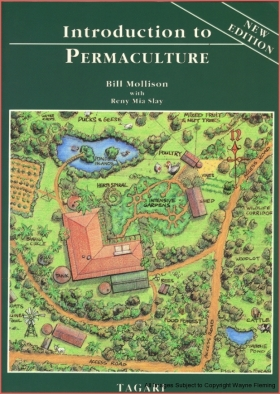 Intro to Permaculture front cover