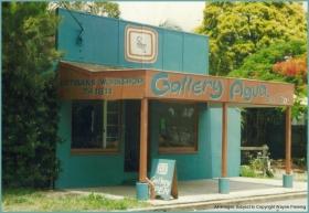 gallery agua